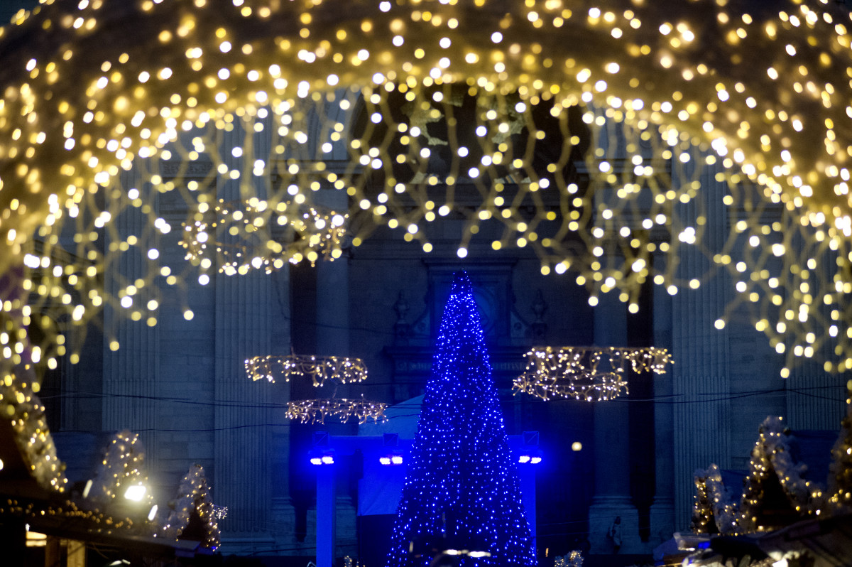 Charity event of Lipótváros and the Advent Feast of the Basilica